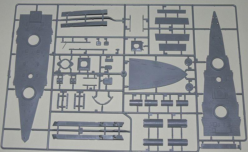 Revell 5137_Russian WWI Battleship Gangut_350_3