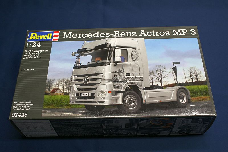 Actros MP3 002