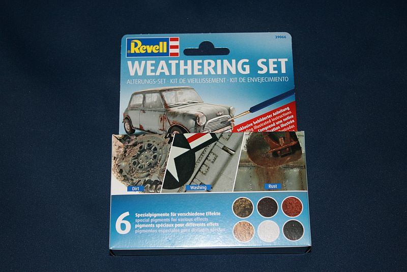 Revell Weatering Set 005
